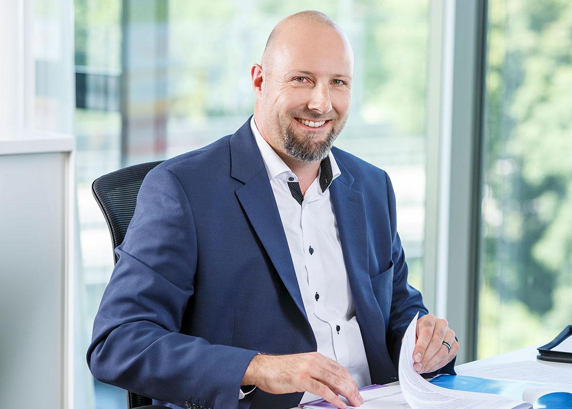 Portrait Marcel Schneider