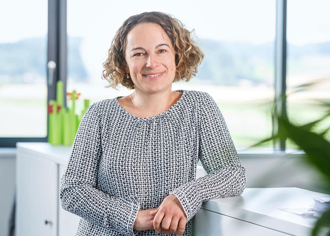 Portrait Markéta Reinmann