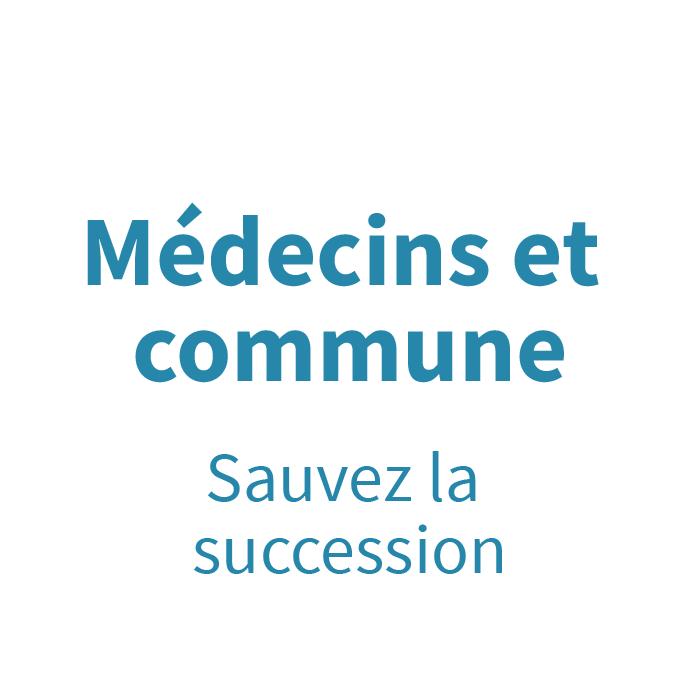 Médecins et commune link