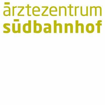 Ärztezentrum Südbahnhof AG-logo