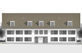 Neues Gesundheitszentrum in Wynigen