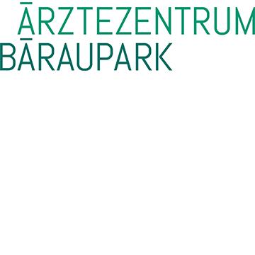 Ärztezentrum Bäraupark-logo
