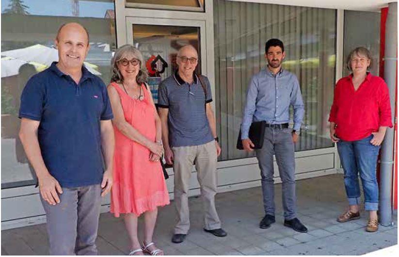 Bald schon ein medizinisches Zentrum für die Gemeinde Montagny (FR)