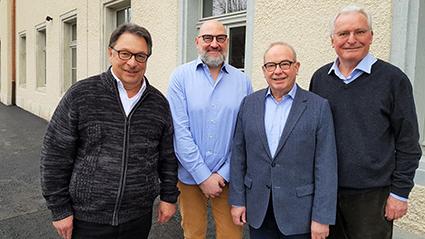Auenstein/Wildegg (AG): Dank Praxisfusion zur Nachfolge