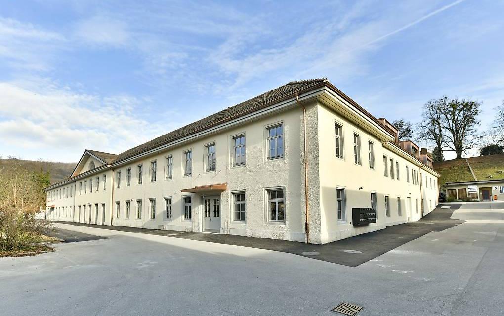 Auenstein/Wildegg (AG): Neue Gemeinschaftspraxis im Gewerbehaus Lauématt eröffnet